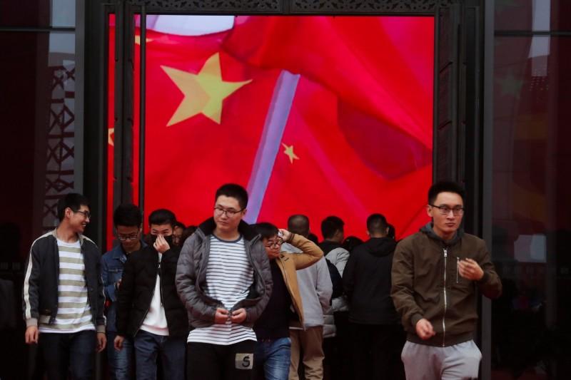 中國政府透過教育管道對外輸出「銳實力」,已引起各國關切。(路透檔案照)