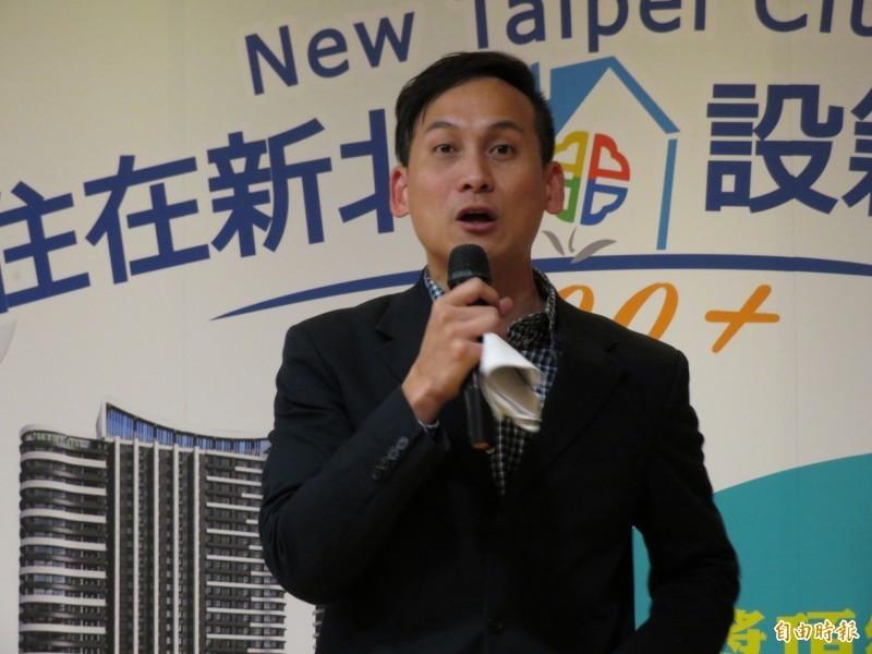 國民黨總統參選人韓國瑜競總發言人葉元之。(資料照)