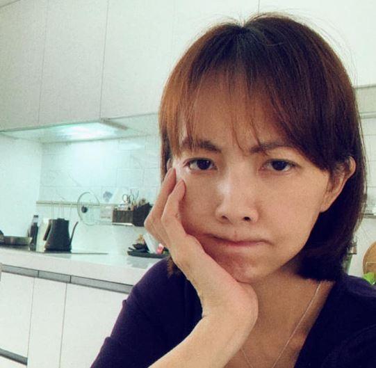 飾演偶像劇《麻辣鮮師》「萬老師」一角的郭昱晴(見圖)在臉書上一席話重批韓國瑜言論,也表示若被韓粉出征,只好一一「吉下去發大財」。(圖片擷取自郭昱晴臉書)