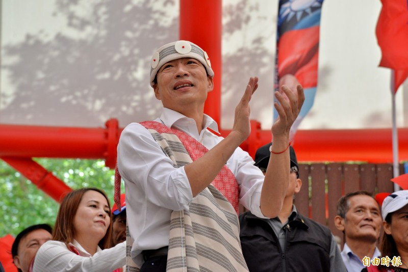 韓國瑜昨日開出「學貸免息」政策。(資料照)
