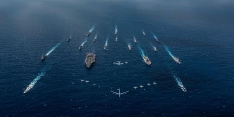 土耳其退休少將在新書中預言,第三次世界大戰將會是美俄聯手打擊中國。圖為美軍。(路透檔案照)