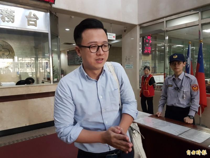 李正皓談到韓粉影射記者是網軍一事,嘆希望投票日快來,用選票還台灣、藍營一個「朗朗乾坤」。(資料照)