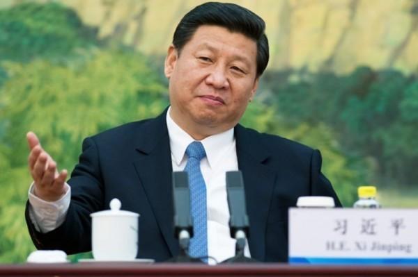 中國公安部長趙克志近日表示,要牢牢把握「公安姓黨」的根本政治屬性,堅決捍衛黨的執政安全和中國社會主義制度安全。這番言論引發外界議論。並指這等於直接宣誓公安是「黨衛隊」。圖為中國國家主席習近平。(資料照,法新社)