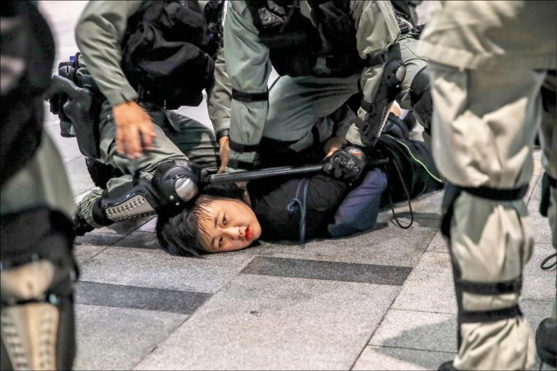 「同等待遇」之鑒在香港