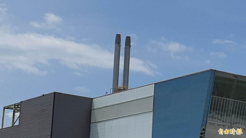 台東縣環保局預計民國111年啟用焚化廠。(記者黃明堂攝)
