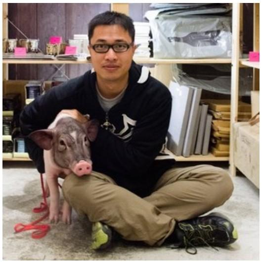香港《立場新聞》特約攝影記者Joey Kwok。(圖擷取自_立場新聞)