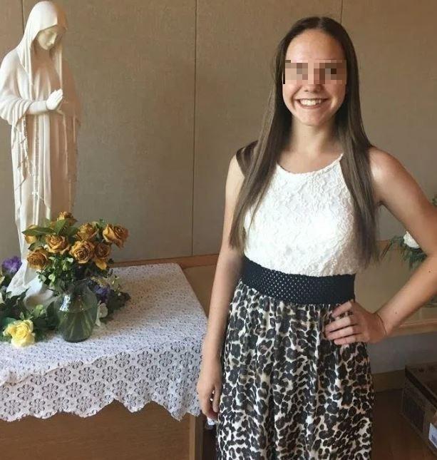 國北拉斯維加斯(North Las Vegas)日前驚傳恐怖情殺!一名19歲女大生戴維斯(Paula Davis)被21歲的「控制狂」前男友魯伊斯(Giovanni Ruiz)「開槍爆頭」,在斷氣前還遭到性侵。(圖擷取自臉書)