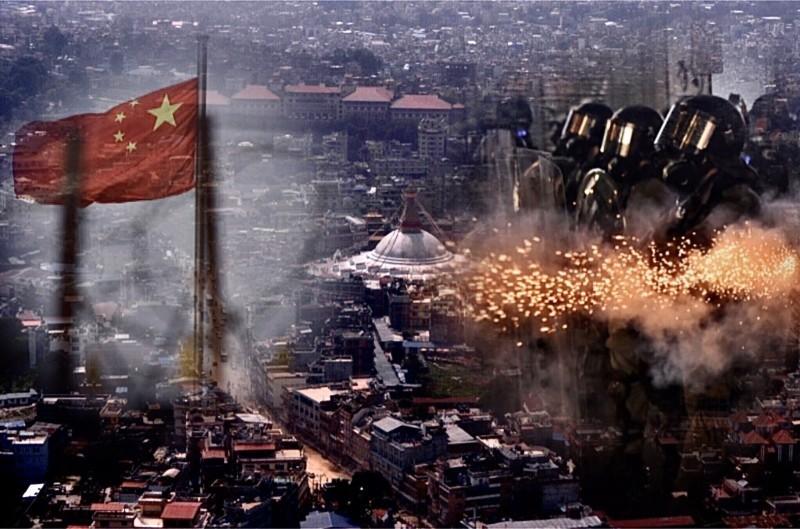 顏擇雅認為,台灣若想讓世界了解不想被中國統一的心聲,就必須熟識香港、西藏與新疆的背景。(法新社檔案照,本報合成)