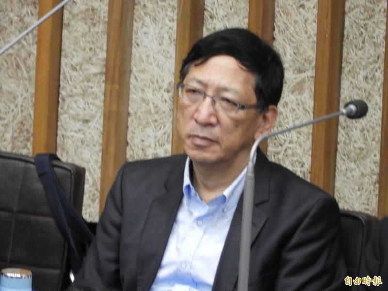 高雄市教育局長吳榕峯又失言。(記者葛祐豪攝)