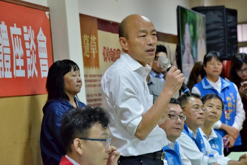 資深媒體人黃創夏今再度砲轟韓國瑜曾購買價值7200萬元的南港豪宅,指當中存在3大爭議,並且讓辛苦工作的「平民」更不好受。(資料照)