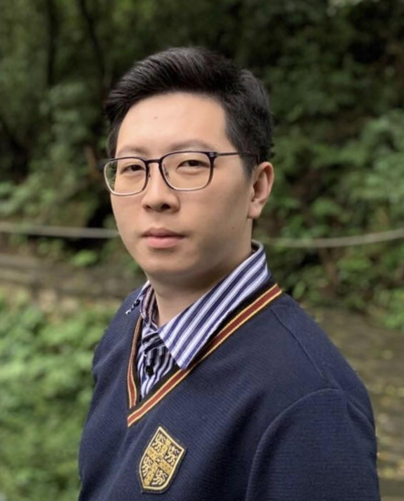 桃園市議員王浩宇稍早在臉書公布將名列不分區立委。(擷圖王浩宇臉書)