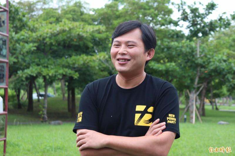 黃國昌認為韓國瑜不必生氣,他指出,當時這段時間台肥有2位董事長鍾榮吉、李復興,韓國瑜應該回去問問,到底怎麼洩露出來。(資料照)