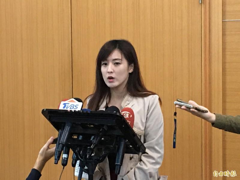 韓國瑜競選發言人何庭歡強調,韓國瑜與妻子李佳芬當年購屋是用積蓄與收入支付,沒有任何問題,呼籲大家想一想,建商台肥與農委會的關係,以及農委會與「1450」的關係。(資料照)