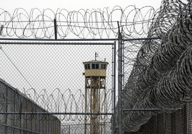英一名性侵犯日前被人發現在獄中輕生。圖為監獄示意圖。(美聯社)