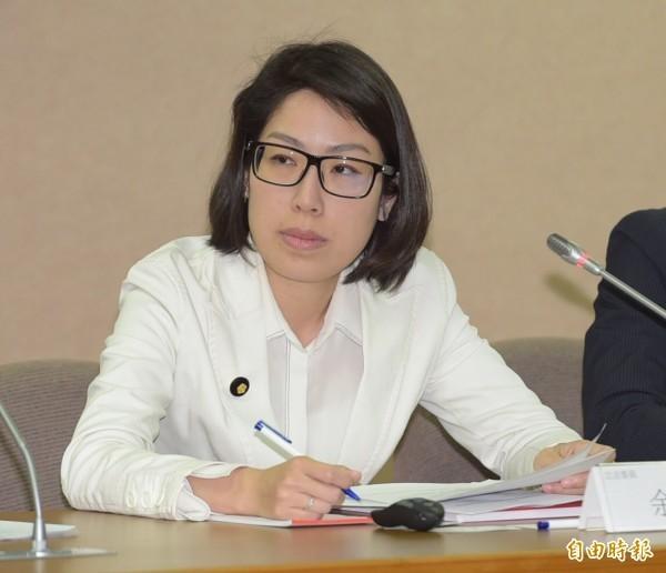立委余宛如指出,韓國瑜疑賣紅單套利逃漏稅,若查證屬實,未繳納的財產交易稅可能高達數百萬元。(資料照)