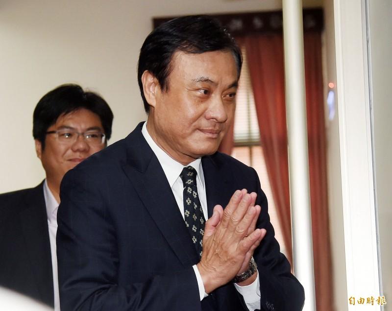 立法院長蘇嘉全(見圖)是否列入民進黨不分區立委尚未敲定。(資料照)
