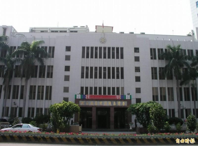 台南高分院合議庭對三度性騷擾女學生的楊姓小學男師合併判九個月徒刑確定。(資料照,記者王俊忠攝)