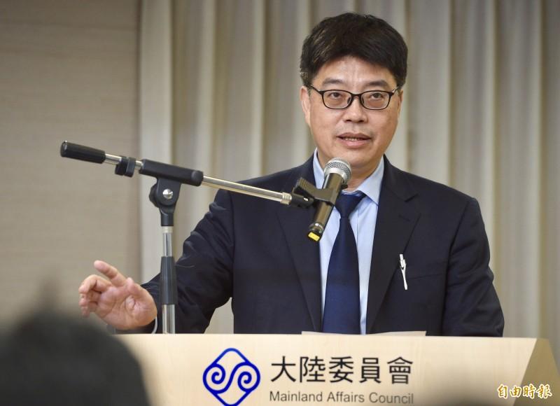 香港中文大學連日發生嚴重警民衝突,陸委會發言人邱垂正表示,這幾天返台的香港中文大學台生達140、150人,佔中大台生303人的一半左右。(資料照)