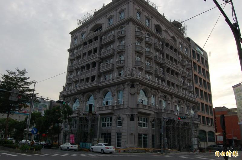 胡漢龑的豪宅。(資料照)