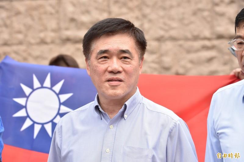 郝龍斌認為,吳敦義退出不分區立委選舉,國民黨才有救。(資料照)