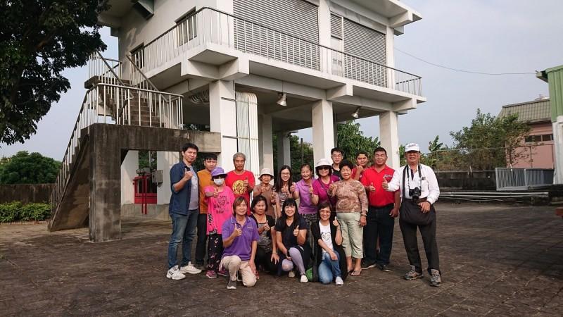 金興社區發展協會想將快除役的抽水站規劃成文化館,呈現「水世界」的歷史。(記者林宜樟翻攝)