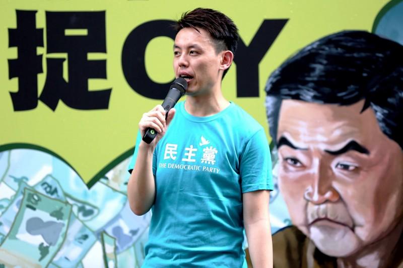 香港民主黨副主席羅健熙於今早8點30分遭到逮捕。(圖擷取自羅健熙臉書粉絲專頁)