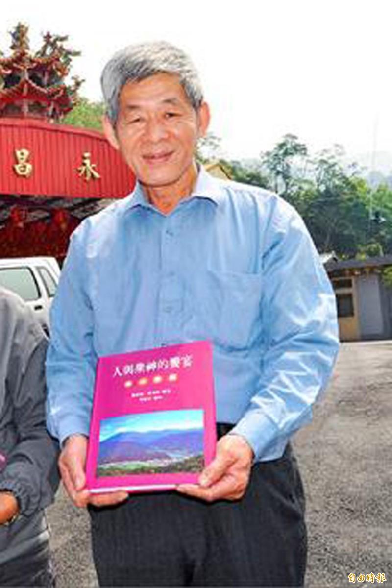 賴阿勝不幸驟逝,令地方人士及文化出版界都深感不捨。(資料照)