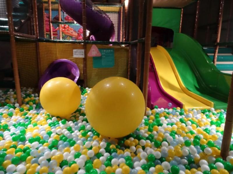 消保處指出,許多兒童遊戲場未有合格檢驗報告書。(圖由消保處提供)