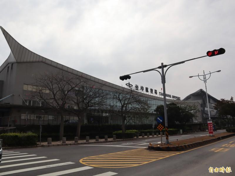 交通部說,台中機場國內航廈整建工程前天動土,預計2022年底前完工,工期僅約3年。(資料照)