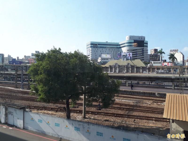 交通部20日通過「新竹大車站計劃可行性研究」案,新竹市政府將啟動第二階段的綜合規劃。(記者洪美秀攝)
