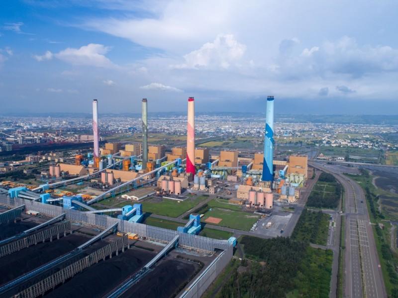 環保署宣稱中火的燃煤使用量可有10%的容許誤差值,台中市政府批評中央法令朝令夕改。(圖台中市政府提供)