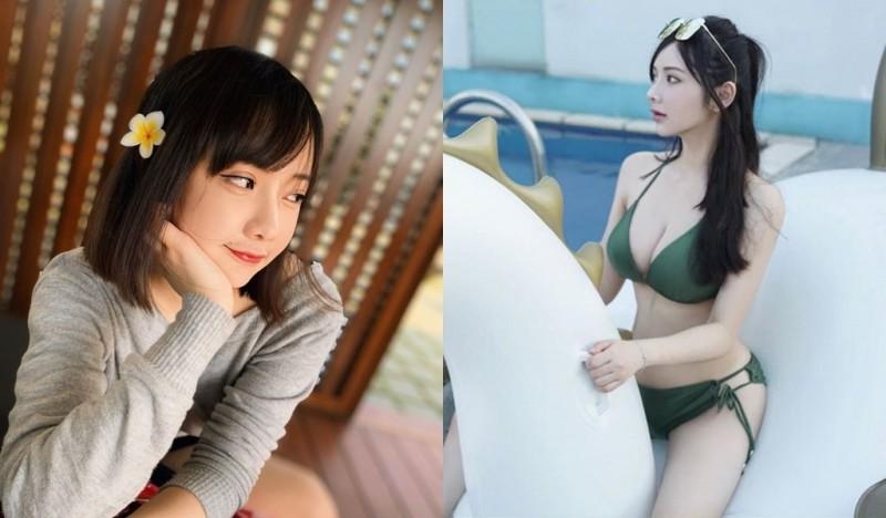 護理師「言兒」神似日本女星佐佐木希,再加上姣好身材,引起鄉民暴動,紛紛說「我生病了!」(圖擷自Instagram@panaiyen)