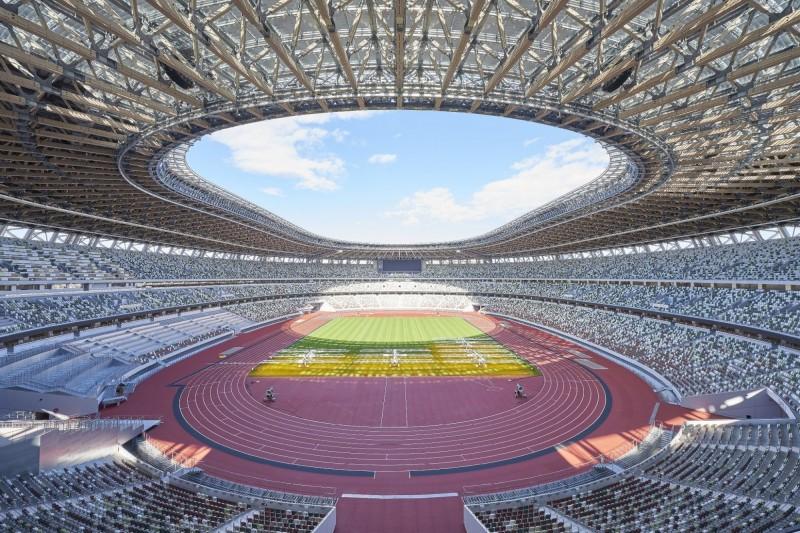 東奧主場館今竣工! 造價1569億日圓可容6萬人