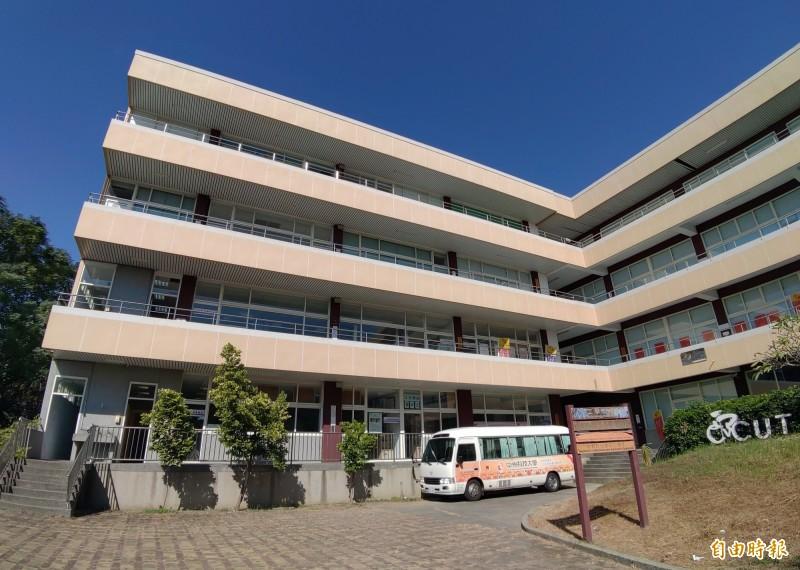 中州科技大學機械與自動化工程系工程技術研究所,是該校第一個研究所。(記者陳冠備攝)