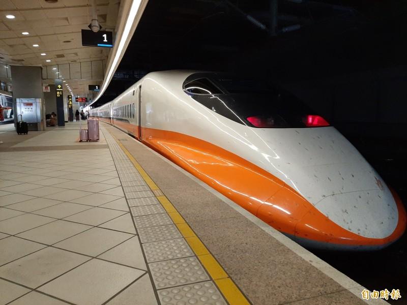 交通部回應高鐵延伸屏東的必要性。(記者侯承旭攝)