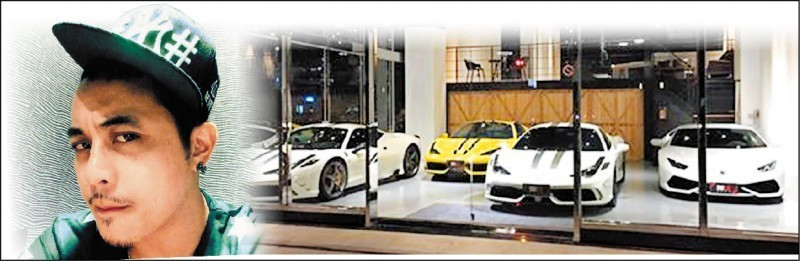 超跑達人鄧超鴻,被控以「一車多賣」的方式坑富二代,遭士檢起訴。(資料照,記者邱俊福翻攝自臉書)