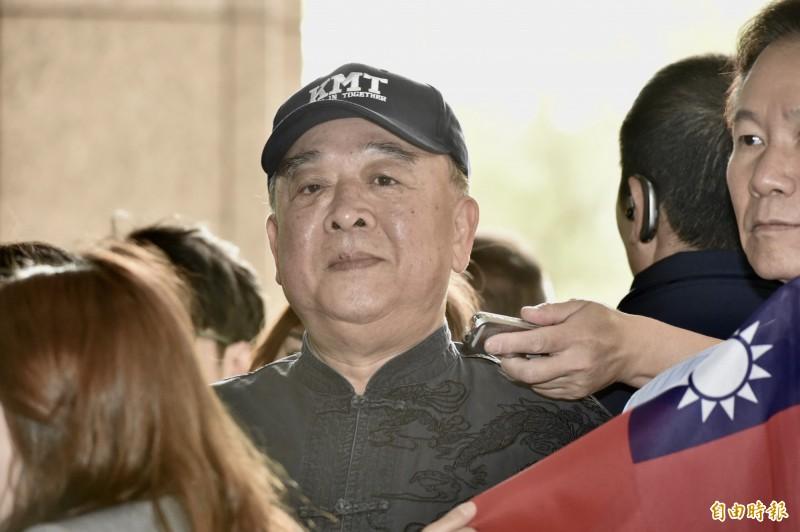 藍營號召今日下午3時至外交部舉辦「民進黨網軍逼死外交官,為蘇啟誠處長討公道」抗議活動,包括國民黨不分區爭議最大的退將吳斯懷也傳出將在抗議之列。(資料照)