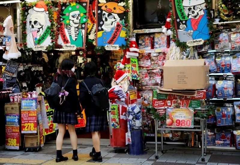 日本2名國中女生遭到誘拐。圖為女學生示意圖,與當事人無關。(路透)