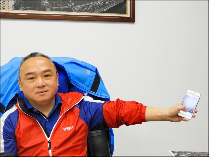 網路空戰大將潘恒旭昨承認,認識「卡神」楊蕙如有二十年了,他不需要切割、裝不熟。(資料照)