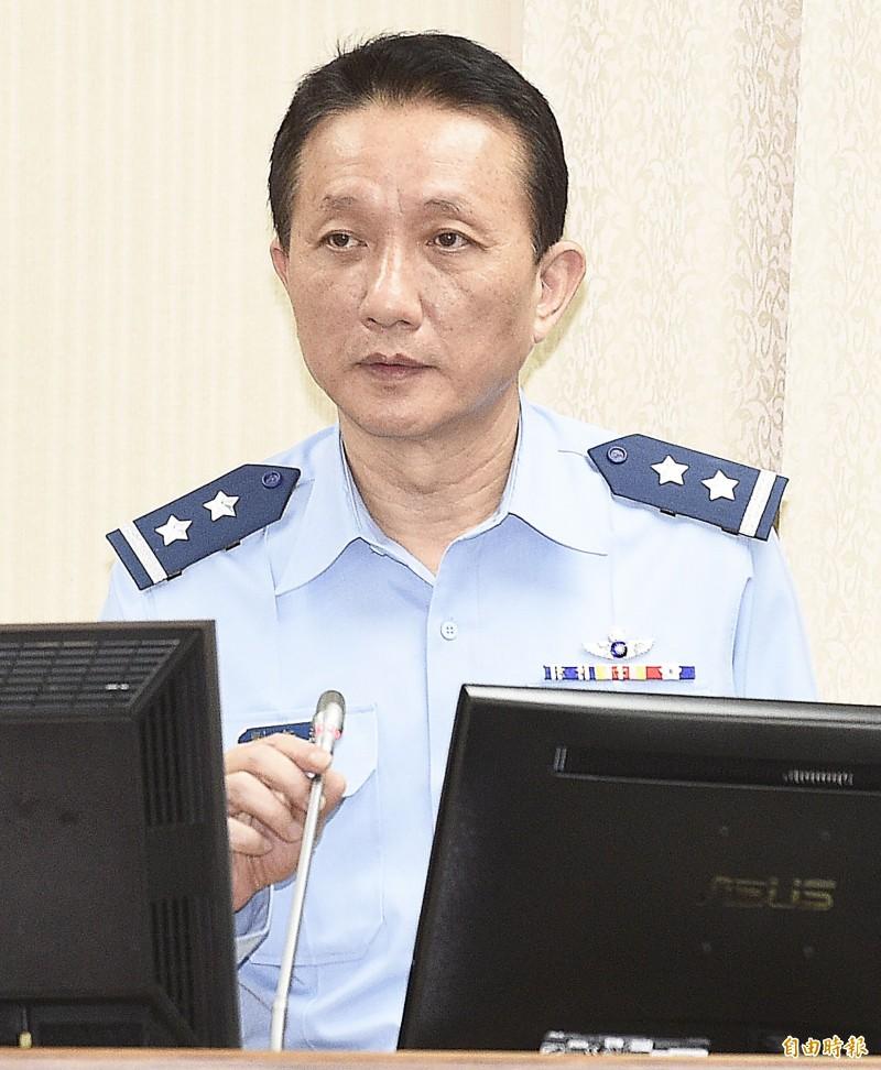 空軍作戰指揮部指揮官一職,已由空軍司令部參謀長劉任遠中將接任。(資料照)