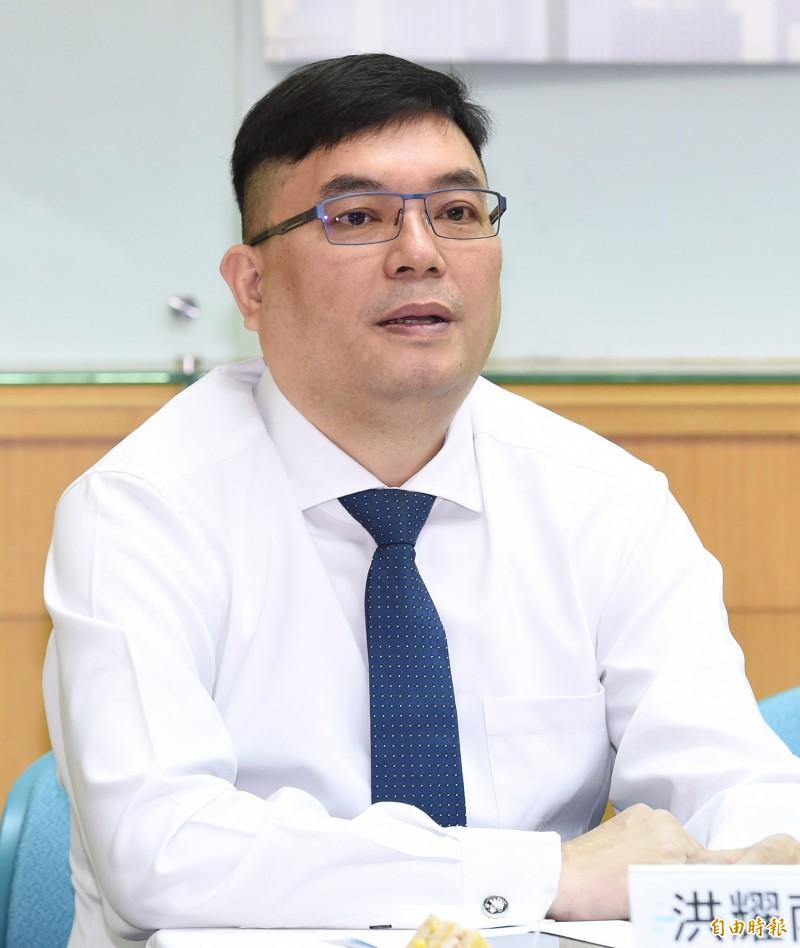 洪耀南表示,韓國瑜須守住朱立倫2016年381萬票底線,而蔡英文則會贏得比2016還多。(資料照)