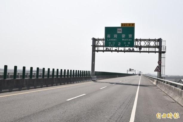 台61線南北二處測速照相3個月就開出1萬多張罰單。(資料照)