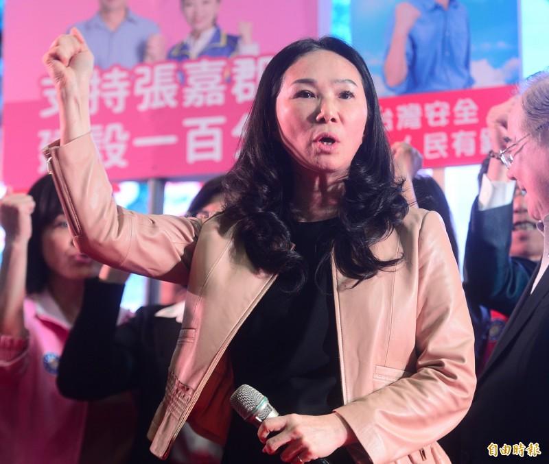 民調估蔡英文贏韓國瑜450萬票 李佳芬嗆:一個笑話