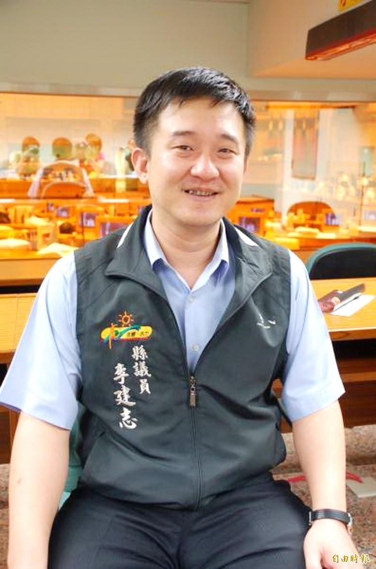 林縣議員李建志涉廢棄物清理法遭判刑。(資料照)