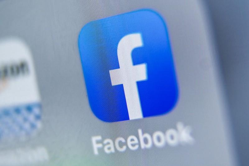 臉書今在台灣移除了118個粉絲專頁、99個社團,以及用來管理這些粉絲專頁與社團的51個多重帳號。(法新社)