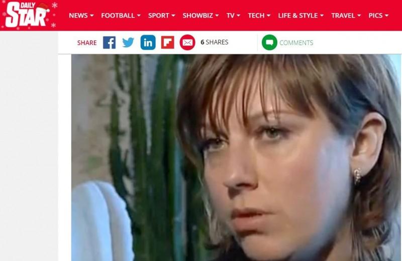 俄羅斯近日傳出一樁案外案,一名10歲女童在2011年遭到繼父的哥哥姦殺,母親當時做DNA檢測認屍意外發現,遭害的女兒與自己並無血緣關係。(圖擷取自DAILY STAR)