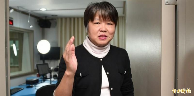 黃光芹在臉書指出,高雄市政府的官員並不想和市長韓國瑜一起征服宇宙。(資料照)