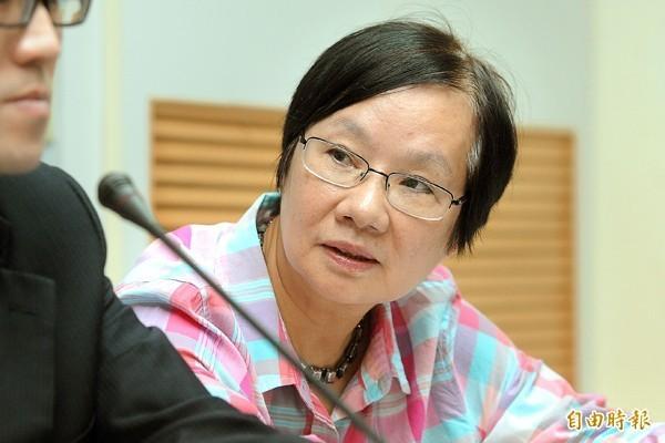 羅淑蕾認為,反正台灣這麼小,不管政務官從哪裡來,重點是要有心治理。(資料照)