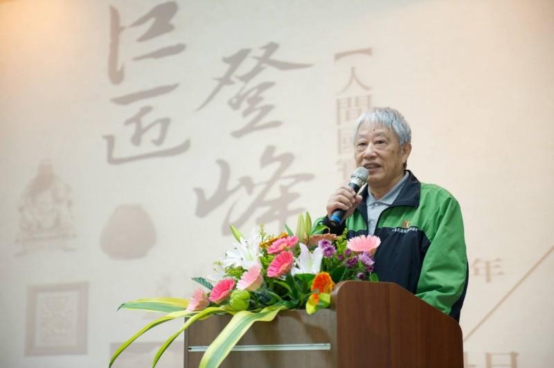 鹿港學推手黃志農辭世,享壽80歲。(左羊藝術工作坊提供)