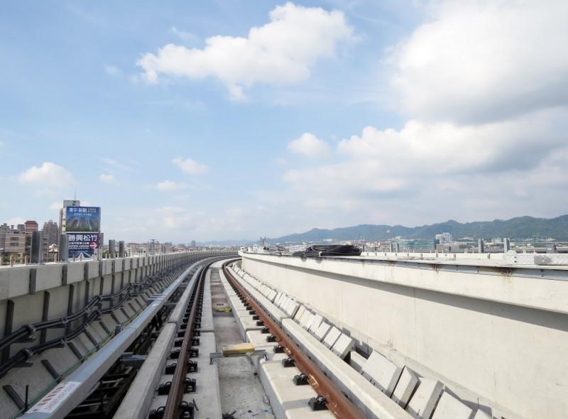 台中捷運綠線延伸線可行性研究報告13日因地方對彰化段有不同意見,遭交通部捷運審查委員會退件。(台中市政府提供)